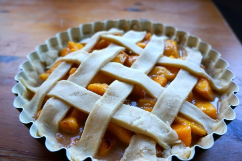 pie together