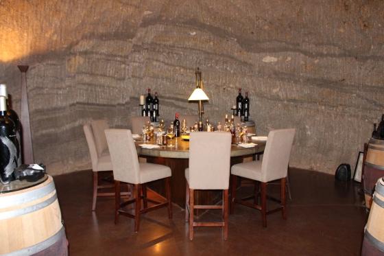 Beautiful Tasting Room at Caldwell Vineyard