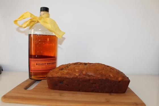 Banana Bread and Bourbon